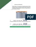 Finanzas Ejercicios e10.1 Al e10.5