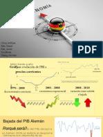 PIB de Alemania
