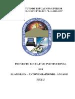 PROYECTO EDUCATIVO INSTITUCIONAL DEL IESTPLL..docx