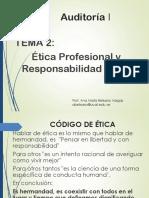 Tema 2 - Codigo de Etica