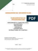 Fundamentos de Programación 2019 - 1