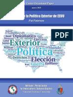 Origines de la Politica Exterior de EEUU.pdf