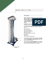 Impulse generator configuration