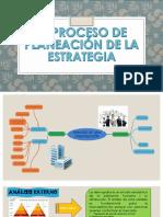Proceso de planeamiento estrategico
