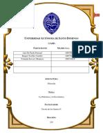 Carrera de mi Preferencia UASD - Psicologia Escolar