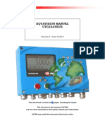 Equavision User Manual Fr Rev0
