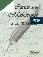 Las Cartas de Los Mahatmas a a. P. Sinnett