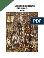 Rebeliones Indígenas Del Siglo