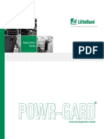 POWR GARD Technical Application Guide