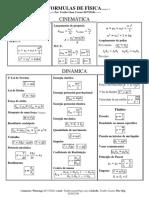 Formulas de Fisica Vers o 1