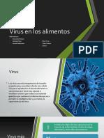 Virus en Los Alimentos