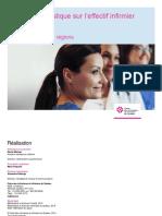 Rapport Statistique 2018-2019 de l'Ordre des infirmiers et infirmières du Québec