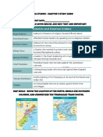 social studies - chapter 4 study guide
