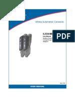 ILX34 MBS User Manual