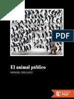 El animal publico - Manuel Delgado.pdf
