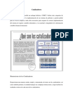 catalizadores cobit