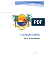 Hurricane Irma After Action Report - City of Marco Island