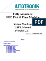 Autotronik Manual