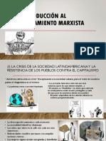 Introducción Al Pensamiento Marxista