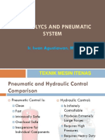 Sistem Hidrolik dan Pneumatik perbedaan