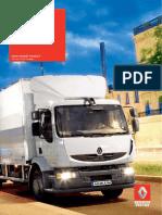 Catálogo Renault trucks