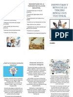 Ventajas de La Tercera Revolucion Industrial