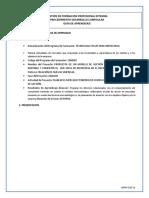 Guia 1 Diagnostico y Comportamiento Del Consumidor
