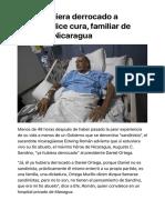 """Él ya hubiera derrocado a Ortega"", dice cura, familiar de héroe de Nicaragua |"