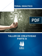 Creatividad B Manual Del Alumno