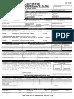 HDMF Provident Claim