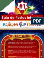 Cotizacion Boom Fiesta
