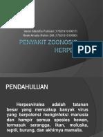 Penyakit Zoonosis Herpes Fix
