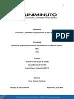 Actividad 8 Informe Innovacion