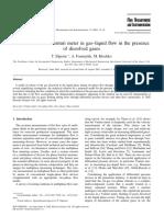 Performance of a Venturi.pdf