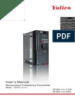 YD101 Usermanual