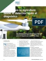 fotogrametria en agricultura
