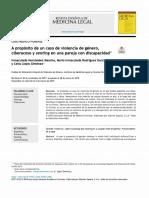 A propósito de un caso de violencia de género, ciberacoso y sexting en una pareja con discapacidad _ Elsevier Enhanced Reader