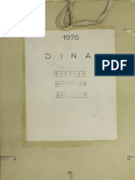 Documentos secretos de la Dirección de Inteligencia Nacional (1976)
