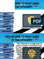 Tips On How To Stay Safe In The.pptx