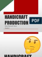 Handicraft Grade7
