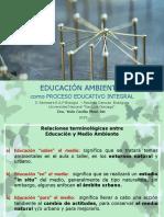 IIb Educ Ambiental Como Proceso Constructivo