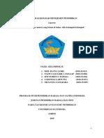 Makalah Ddmp II-1