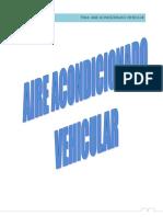 Aire Acondicionado - Magdalena