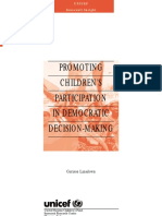 UNICEF, Promoting Childrens Participation in Democratic Decision-Making (2009).pdf