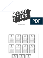 Secret Hitler Print and Play Traduzione Italiana