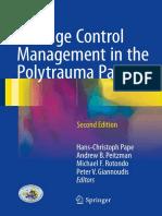 Damage Control Management y Polytrauma Patient