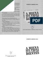 A HIENA SIN PRESA SE LE CAEN LOS DIENTES.pdf