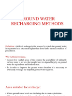 Artificial Ground Water Recharge.pptx