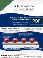 Welcome to Swiss International