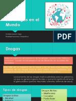 Las Drogas en El Mundo